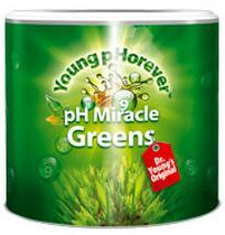 Young pHorever pH Miracle Greens 220 g lúgosító por