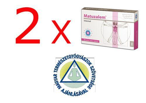 Matuzalem internal tabletta 2 doboz