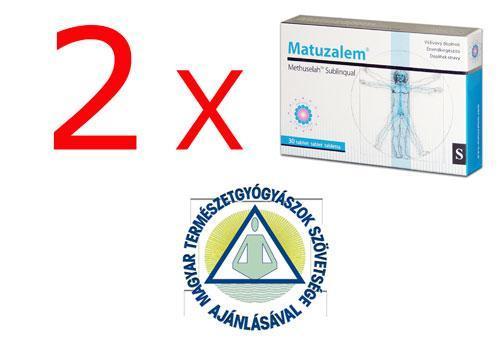 Matuzalem sublingual tabletta 2 doboz