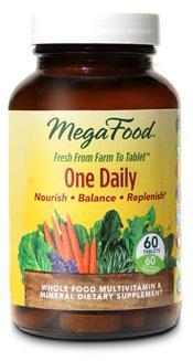One Daily multivitamin 180 db tabletta