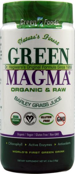 Green Magma por 150g