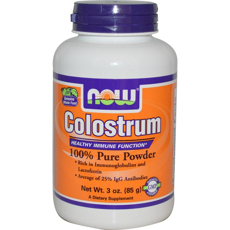 Colostrum por (NOW)