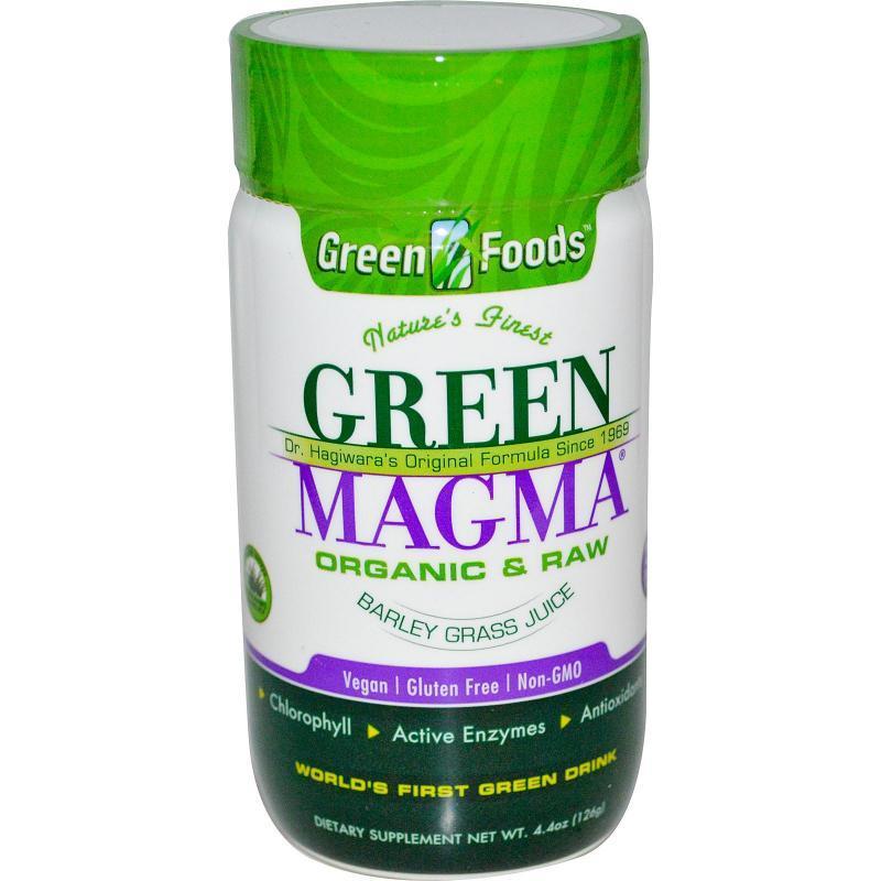 Green Magma 500db tabletta akciós csomag