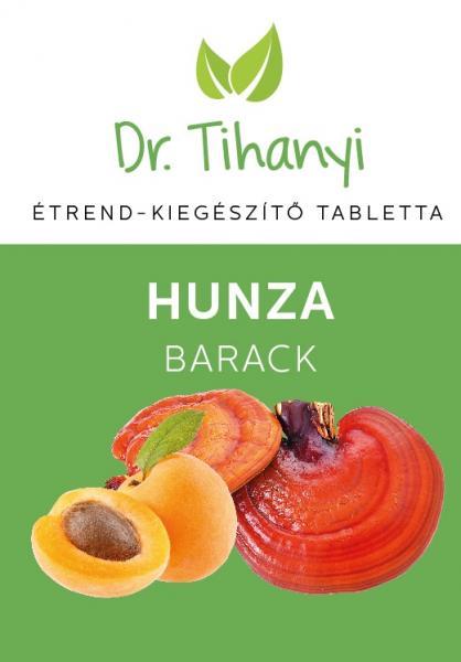 HUNZA BARACK tabletta