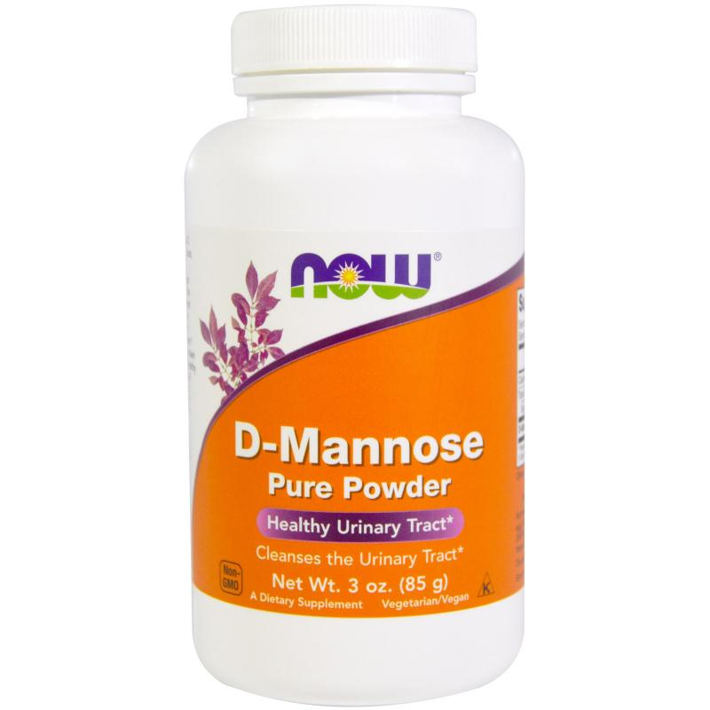 NOW D-Mannose Powder