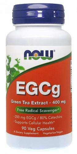 NOW EGCg Zöld Tea kivonat 90db