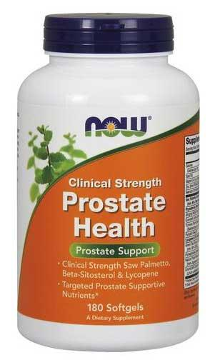 NOW Prostate Health 180 db kapszula