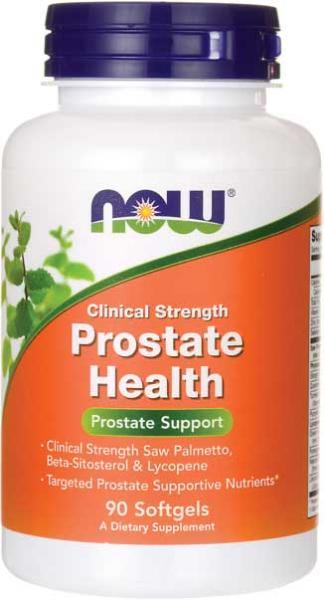 NOW Prostate Health 90 db kapszula