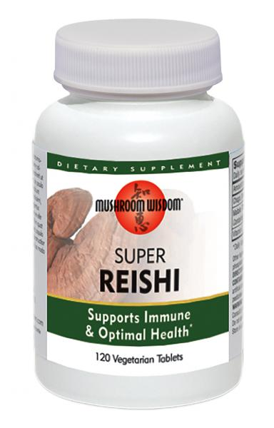 Super Reishi gyógygomba tabletta, 120db