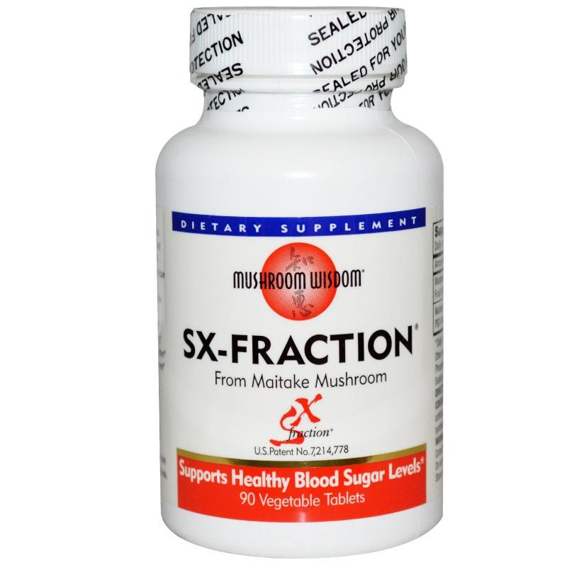 SX-frakció, Grifola frondosa gombát tartalmazó étrend-kiegészítő, 90db tabletta (1 havi)