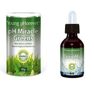 Young pHorever - Lúgosító próbacsomag