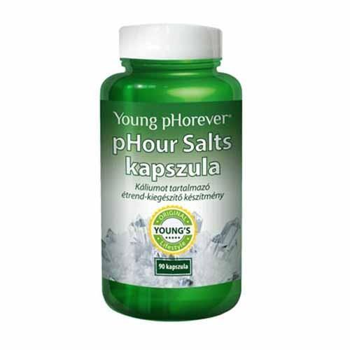 Young pHorever - pHour Salts, 90 kapszula