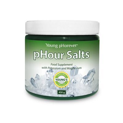 Young pHorever pHour Salts Karbonát-só 450 g